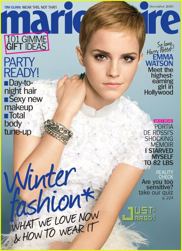 emma watson marie claire december 2010 02