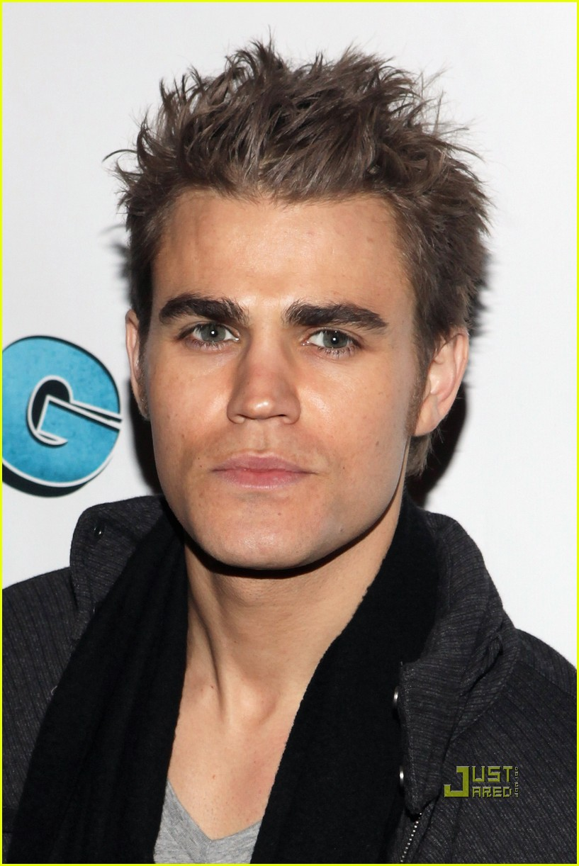 paul wesley tr night elling opening night 09