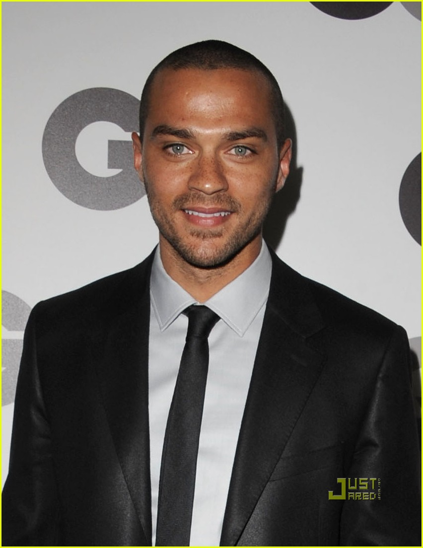 Chris Williams (actor) Jesse Williams GQ Men of the