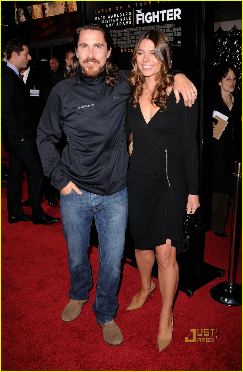 amy adams mark wahlberg christian bale fighter premiere 03