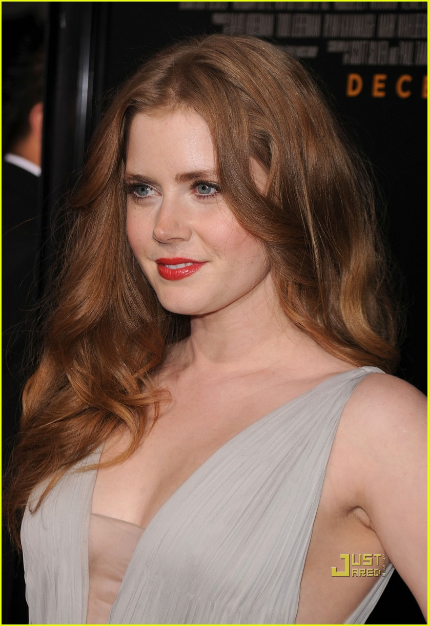 amy adams mark wahlberg christian bale fighter premiere 08