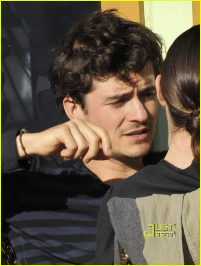 orlando bloom miranda kerr lunch lovers 06