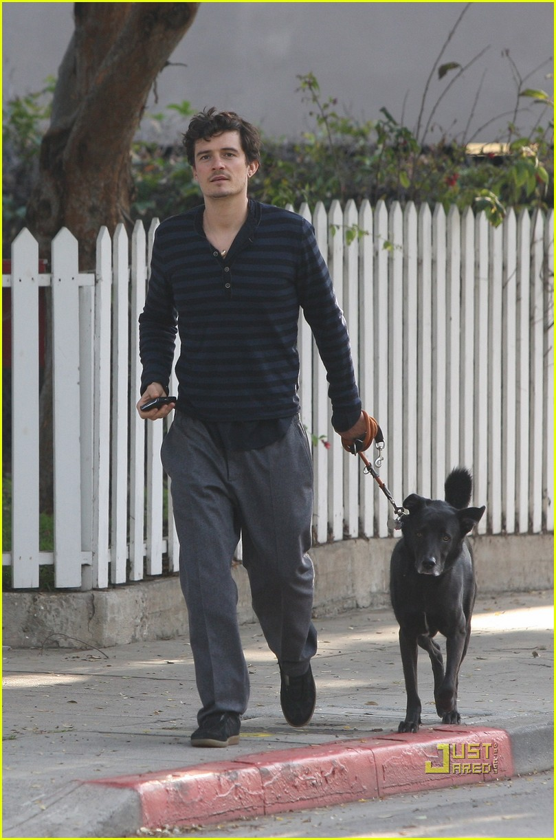 orlando bloom miranda kerr lunch lovers 07
