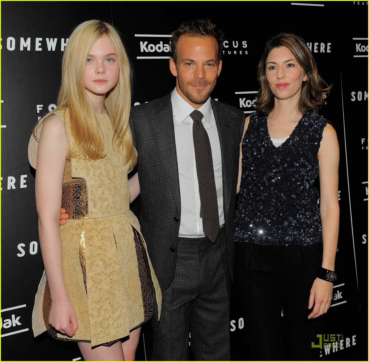 elle fanning somewhere nyc premiere 032503127