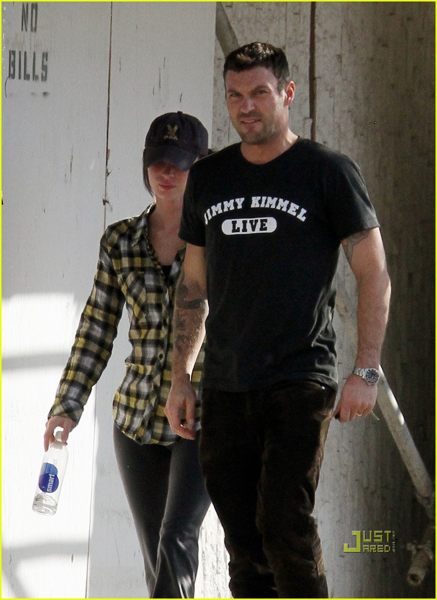 megan fox brian austin green coffee bean 05