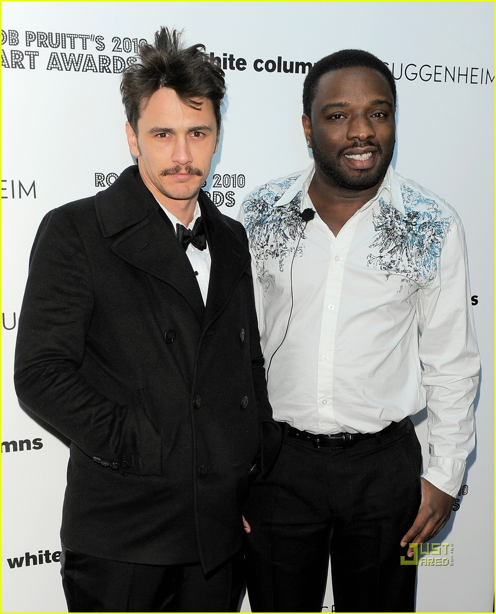 james franco rob pruitt art awards 09
