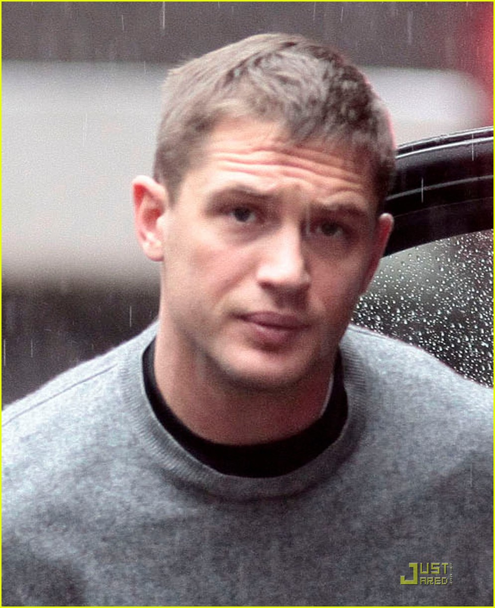 tom hardy hairstyle : Tom Hardy Hairstyle This Means War www.galleryhip.com - The Hippest ...