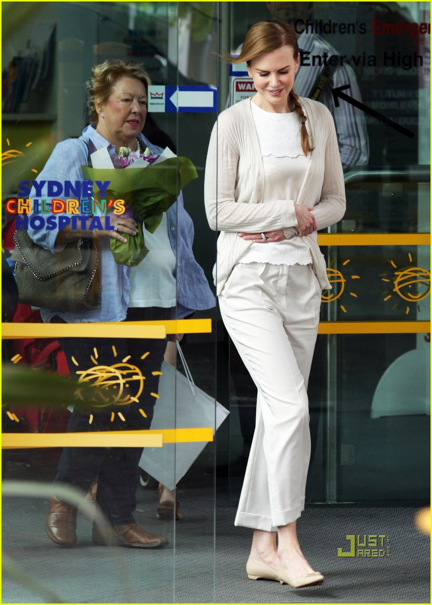 nicole kidman sydney childrens hospital 03