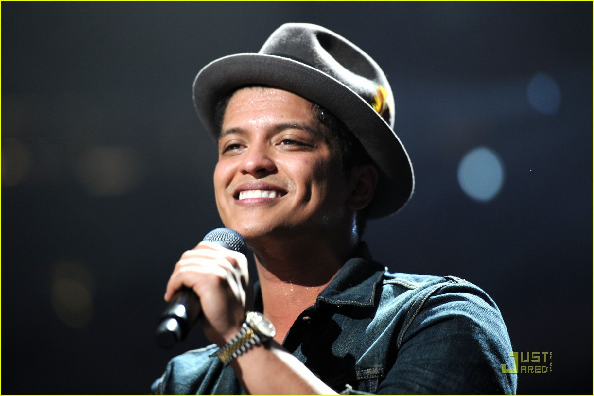 bruno mars z100 jingle ball 06