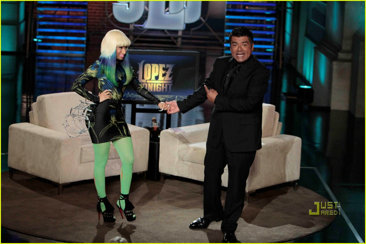 nicki minaj lopez tonight 02