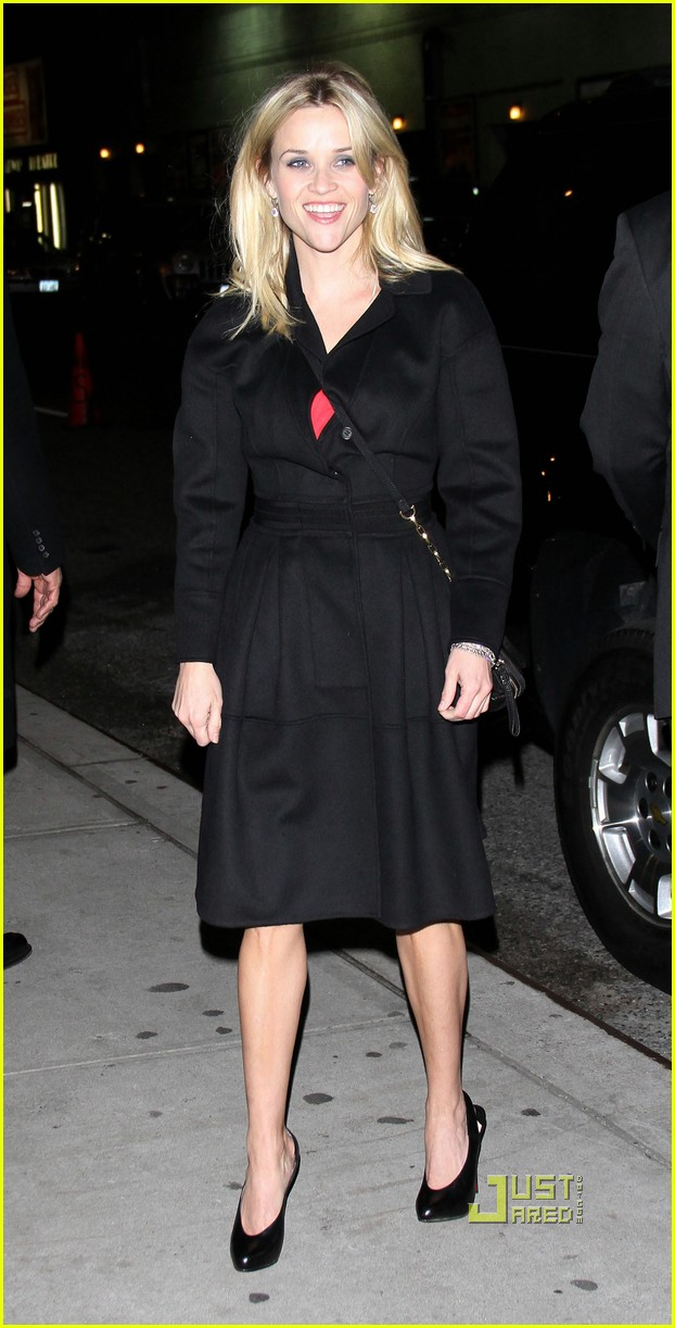 reese witherspoon late show david letterman 052501673