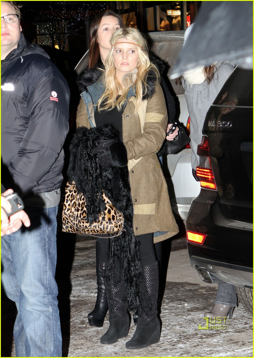 jessica simpson aspen colorado 01
