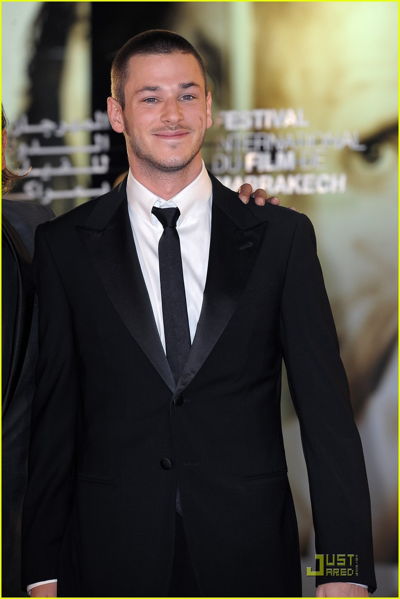 gaspard ulliel marrakech 01