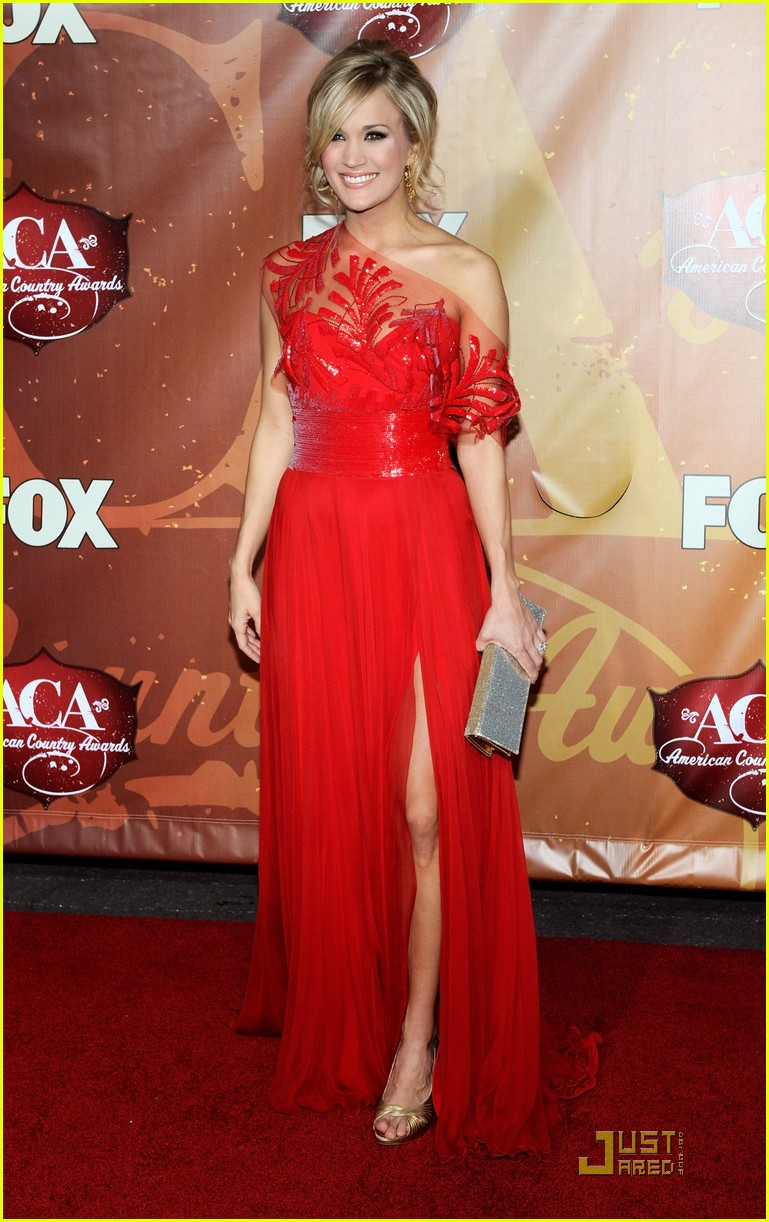 carrie underwood aca 14