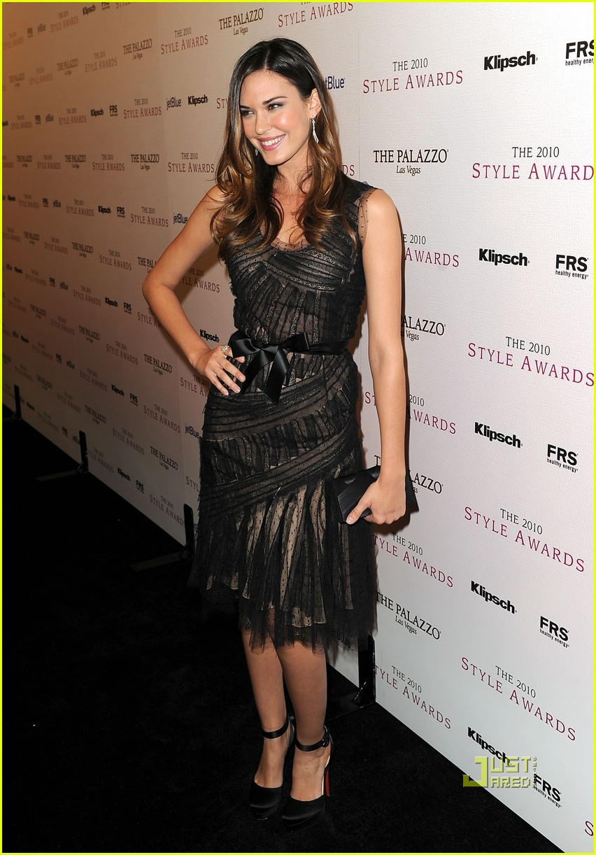 dave annable odette yustman style awards 022503263