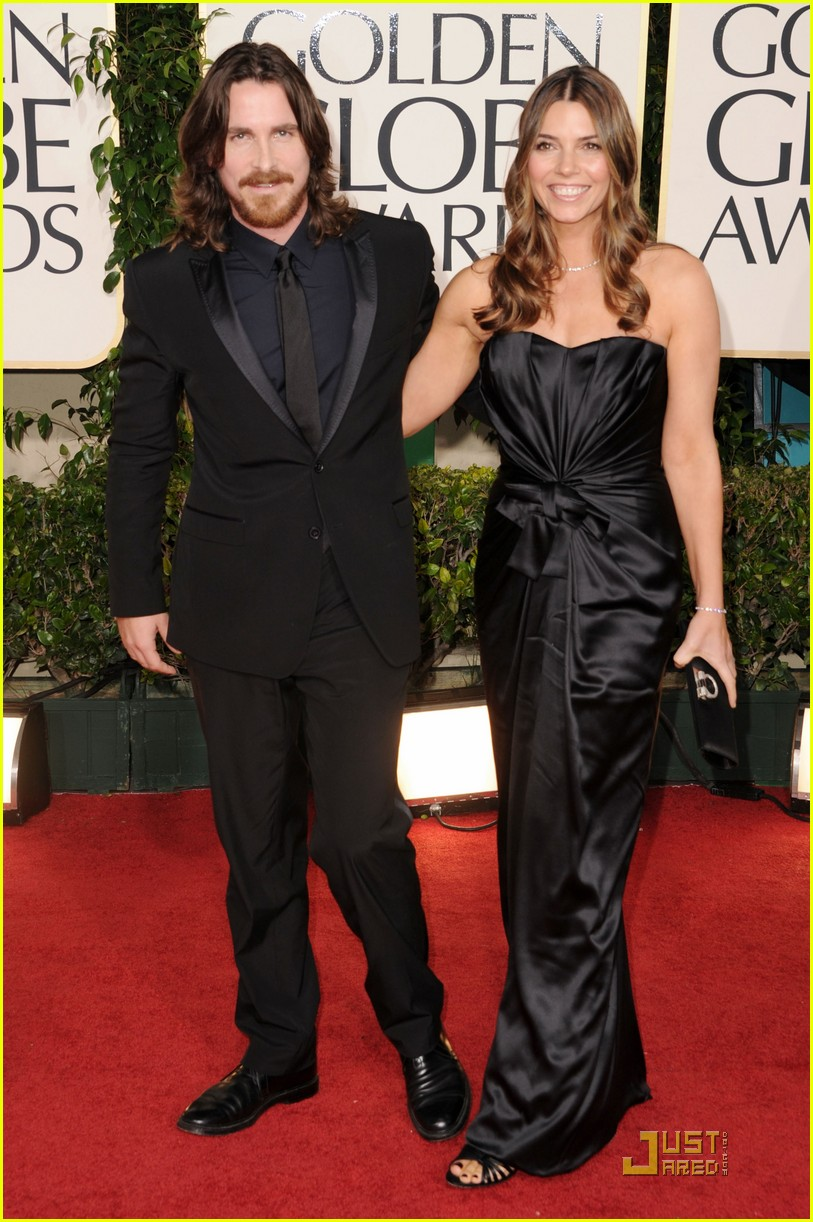 christian bale 2011 golden globes 01