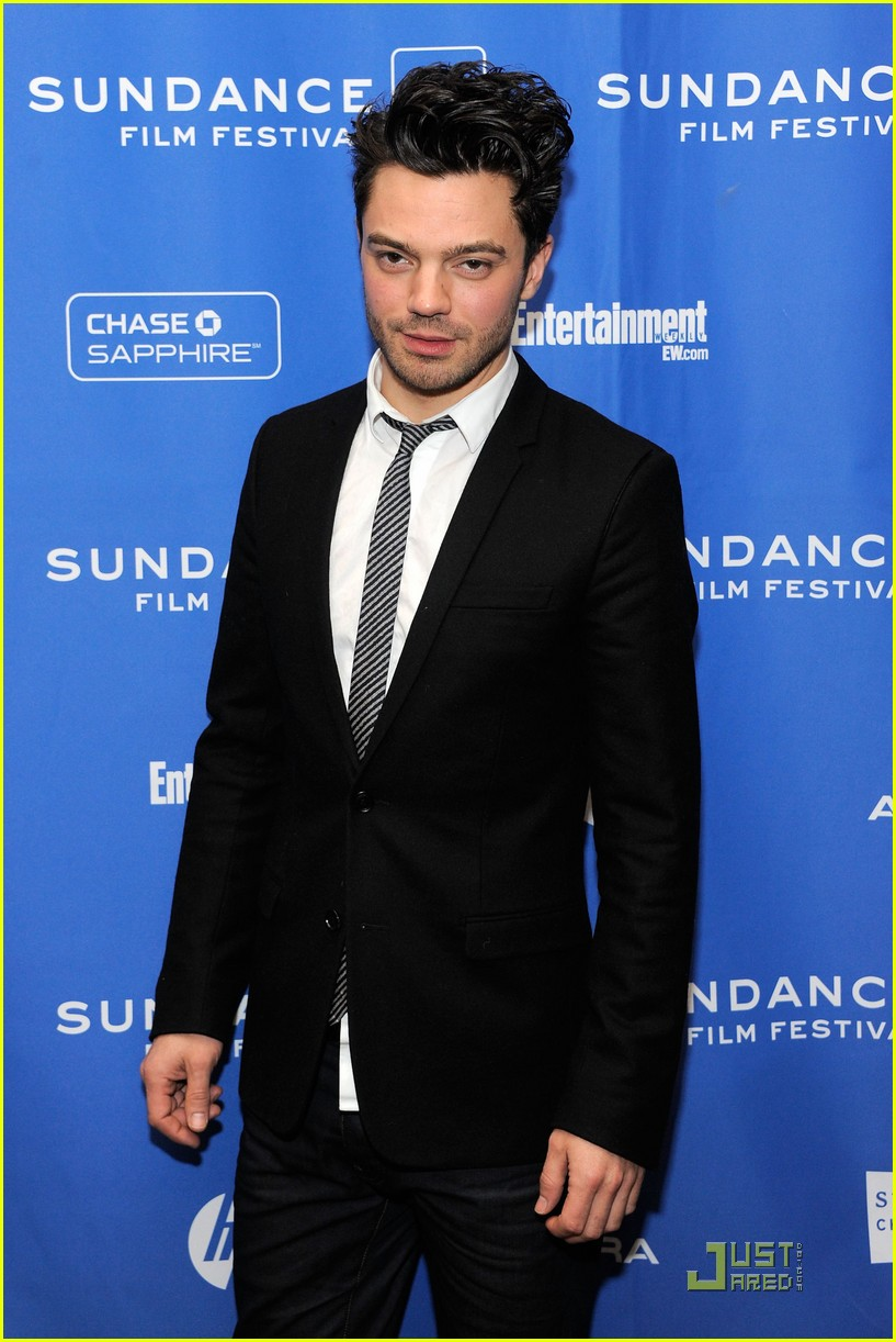 dominic cooper eva green perfect sense sundance 10