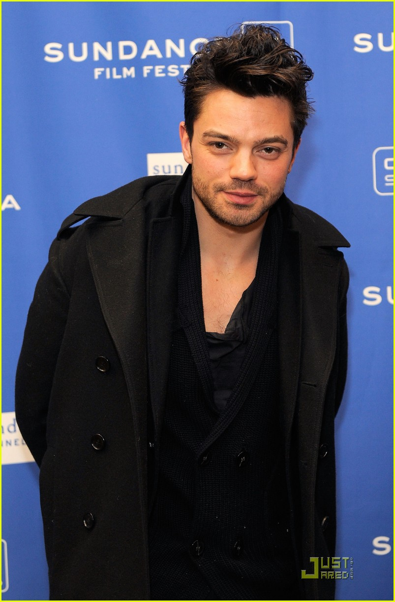 dominic cooper eva green perfect sense sundance 11