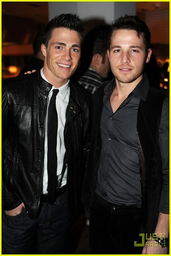 chace crawford matthew morrison new years 04
