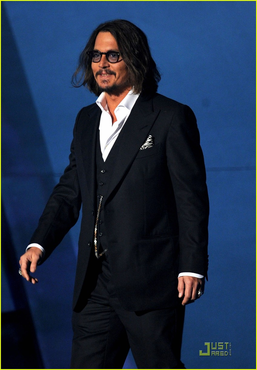 johnny depp pcas 11