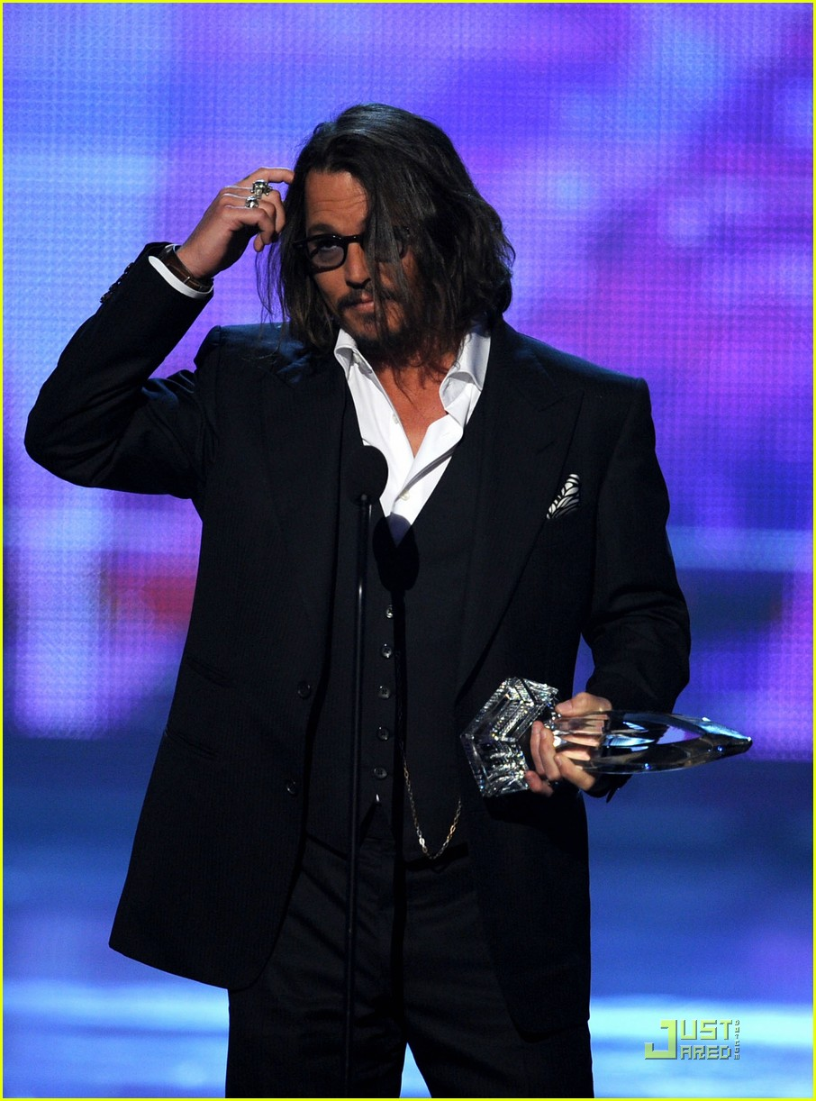 johnny depp pcas 13
