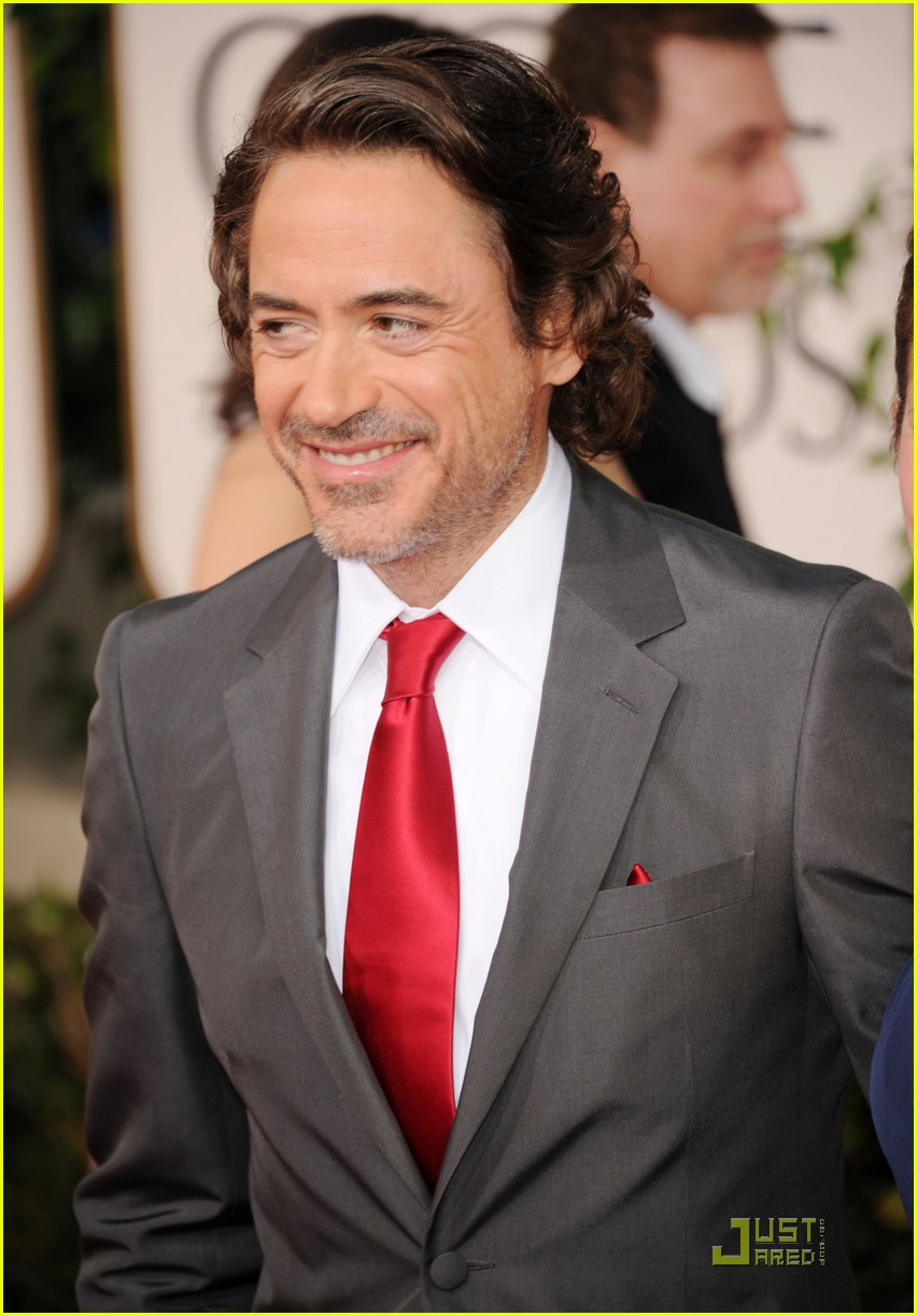 robert downey jr golden globes 10