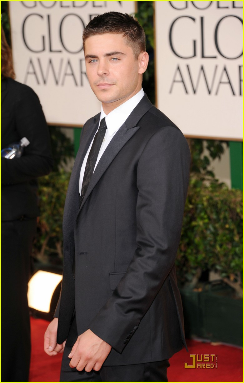 zac efron golden globes 02