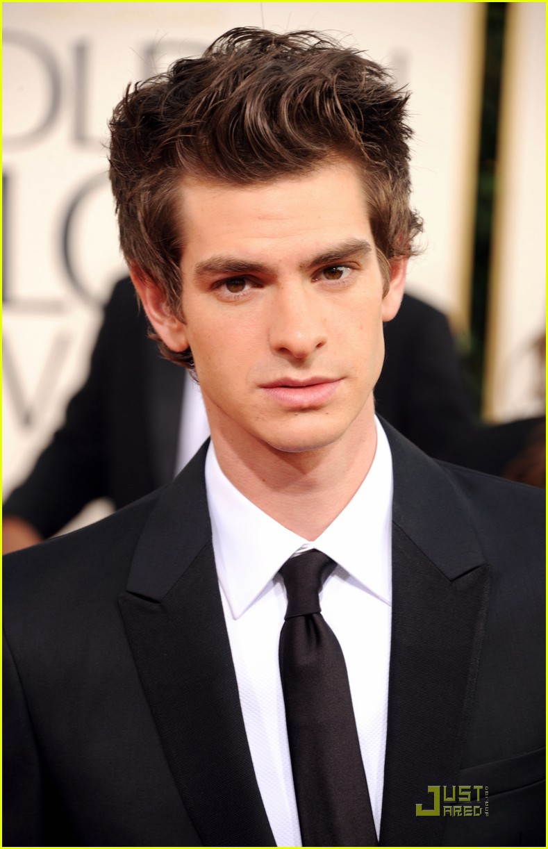 andrew garfield golden globes 2011 03