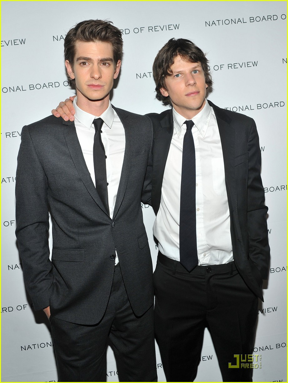 andrew garfield jesse eisenberg national board of review 01