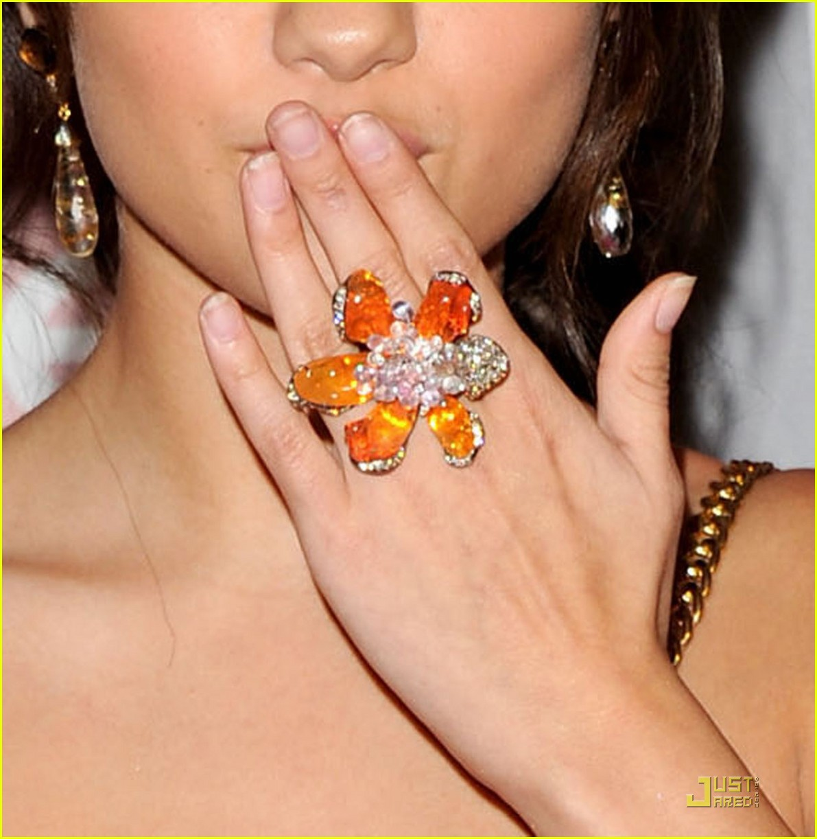 selena gomez instyle party 02