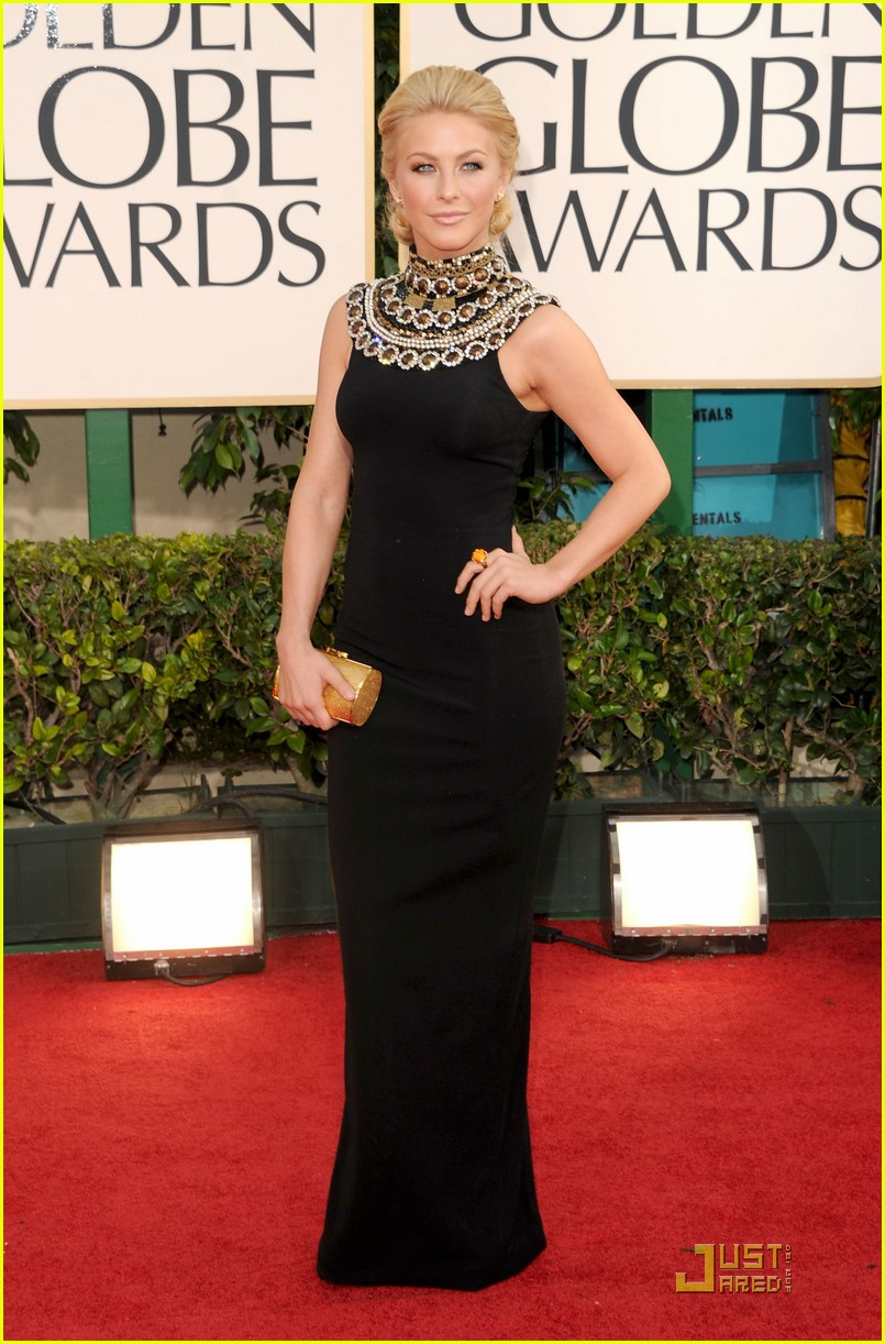 julianne hough golden globes 112512252
