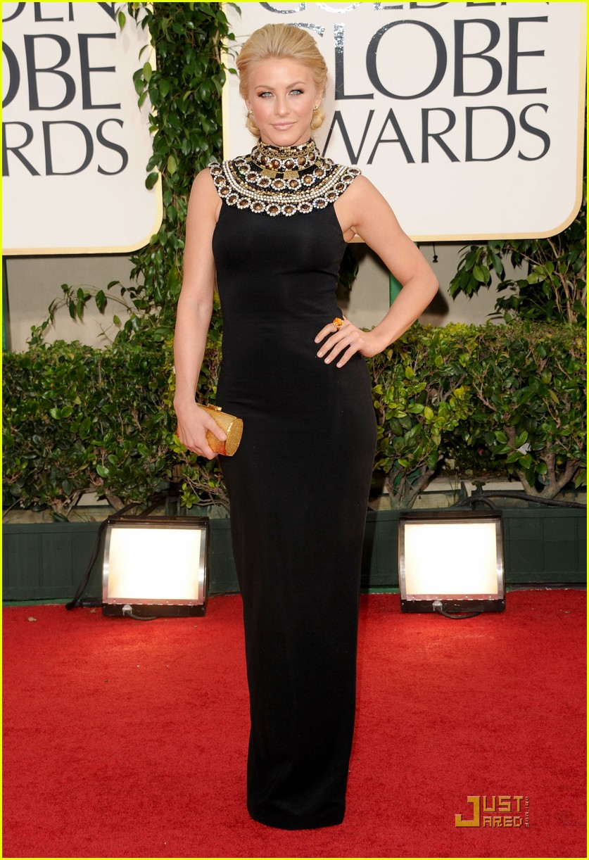julianne hough golden globes 122512253