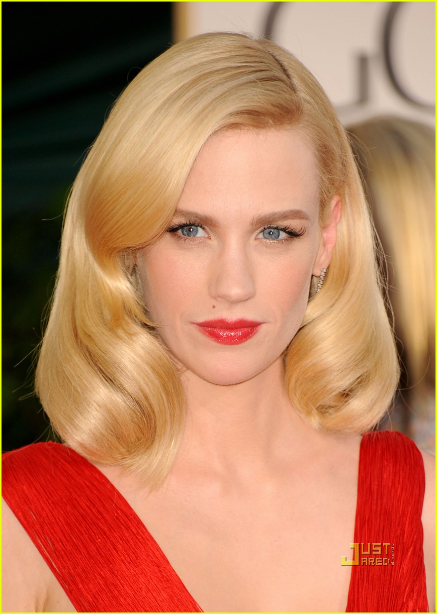 january jones 2011 golden globes 13