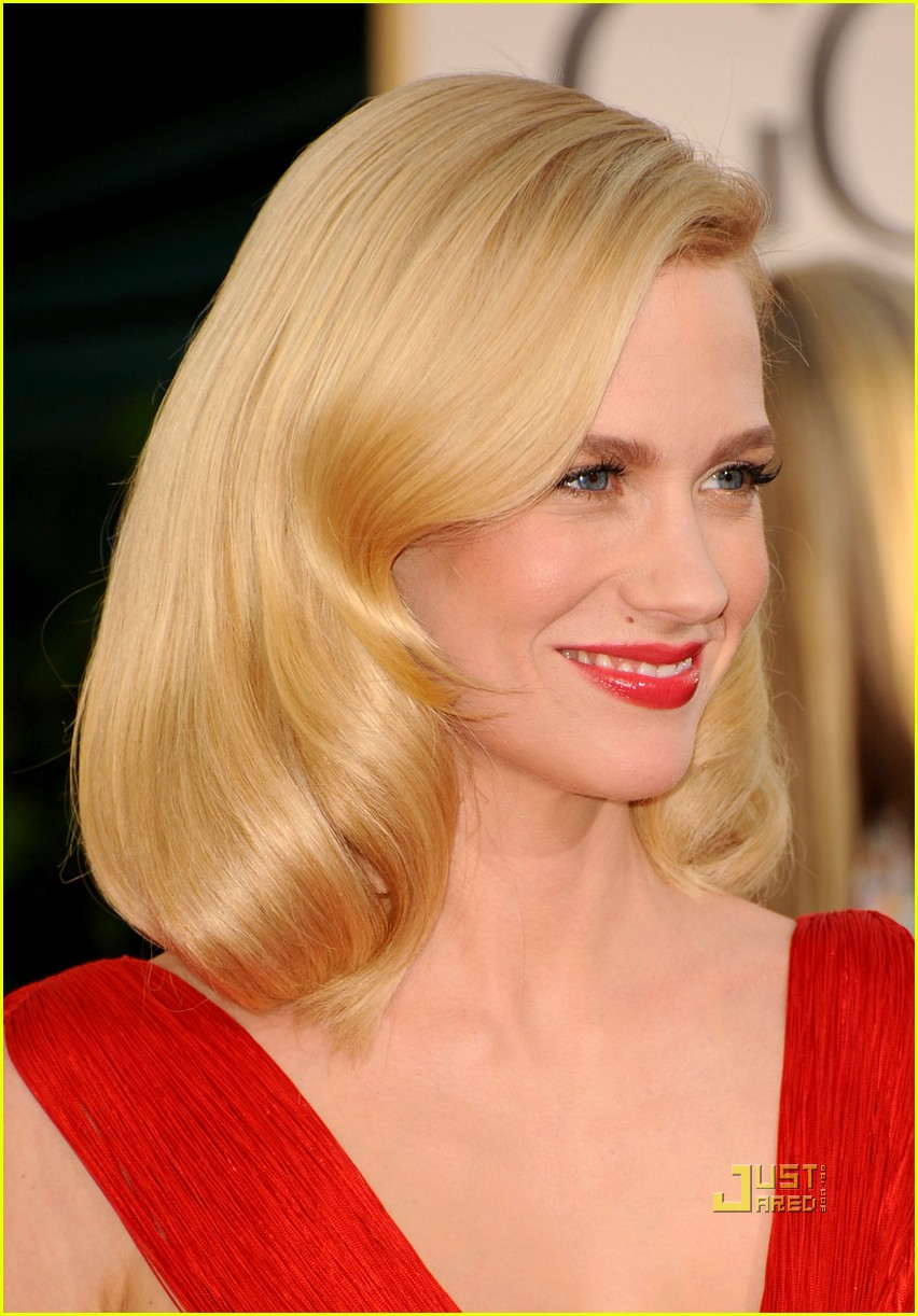 january jones 2011 golden globes 15