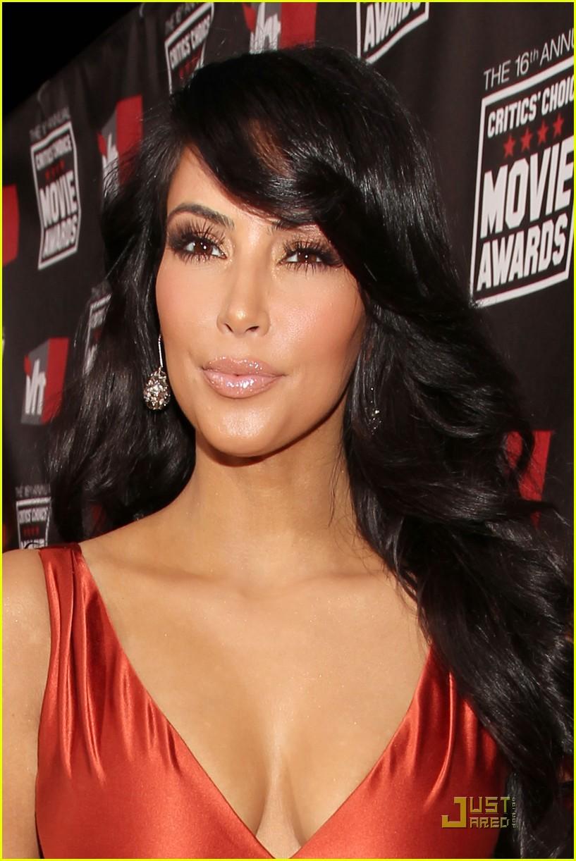 kim khloe kardashian critics choice 10
