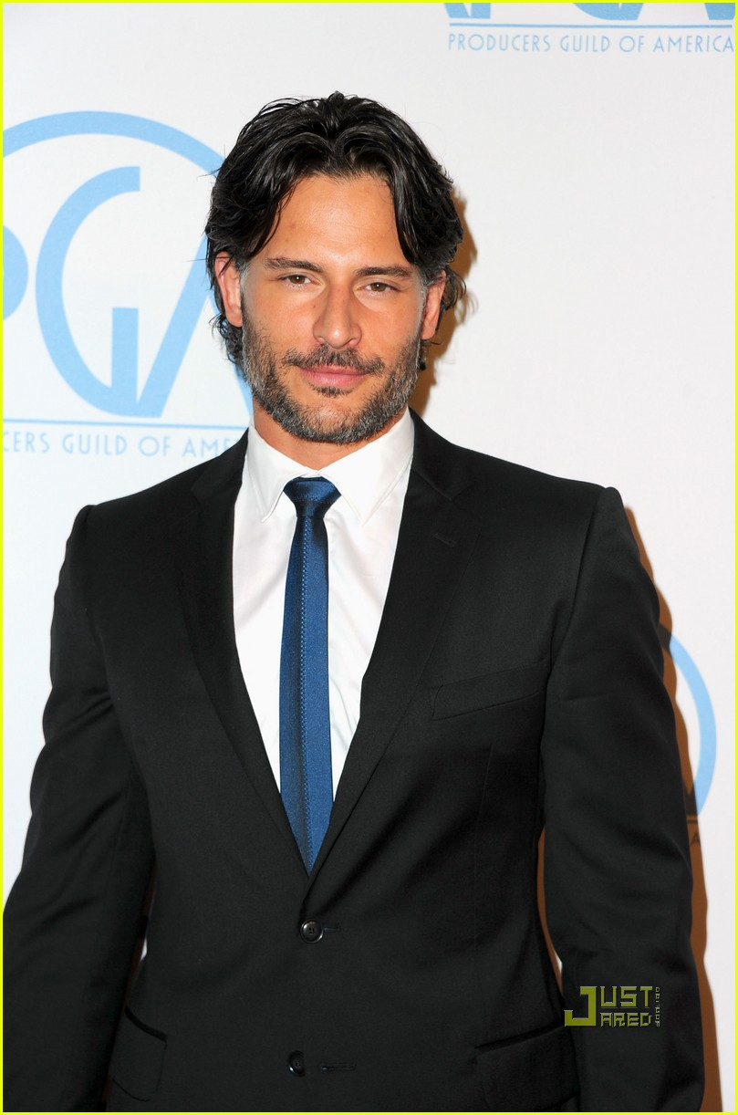 joe manganiello audra marie producers guild awards 01