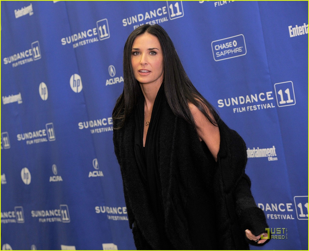 demi moore another happy day premiere 13