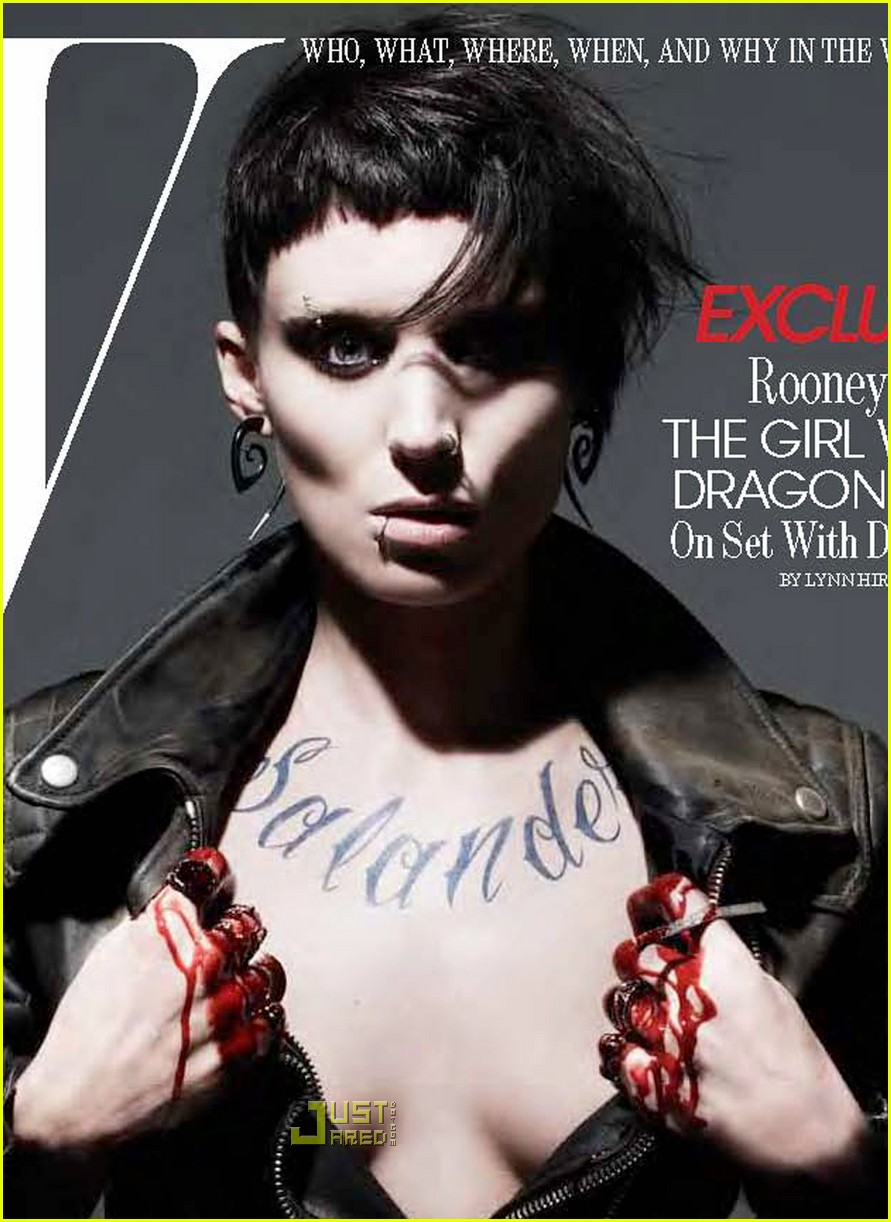 rooney mara w magazine february 2011 02