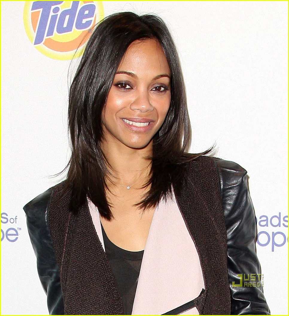 zoe saldana park city sundance 05
