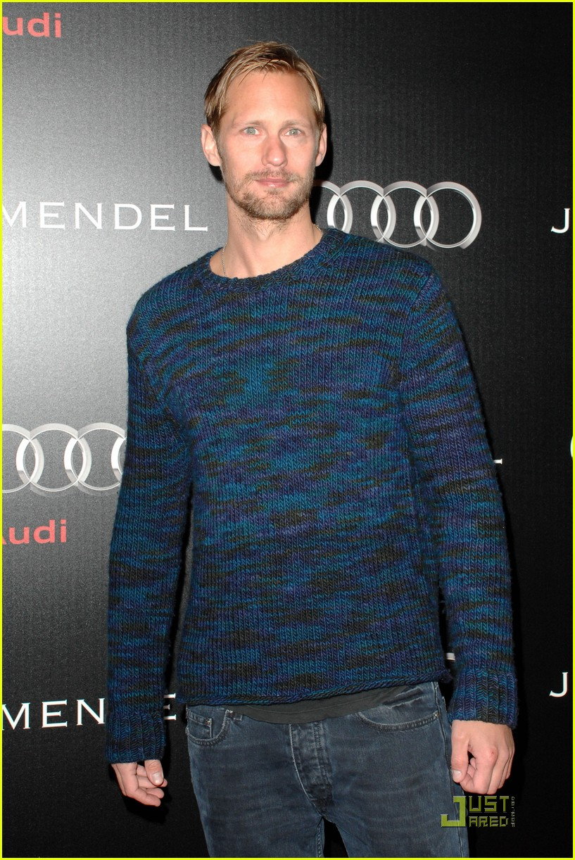 alexander skarsgard audi golden globe party 04