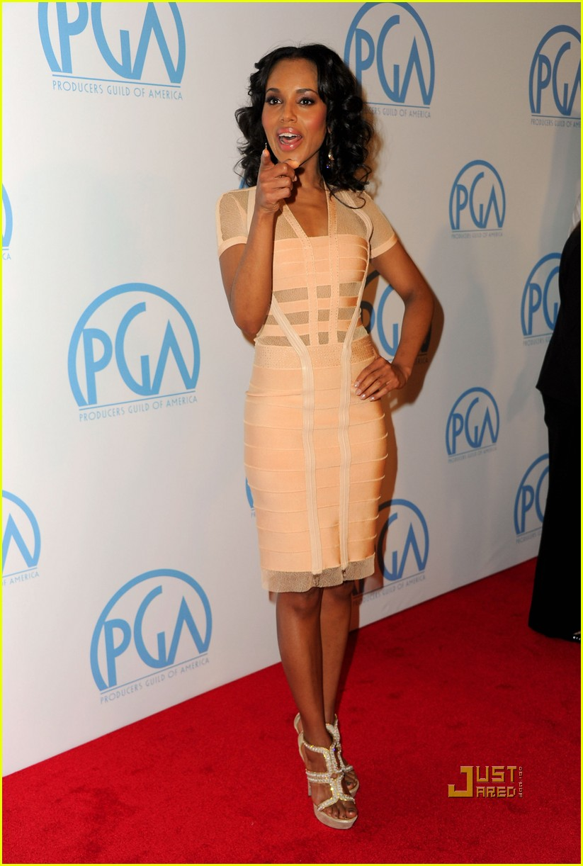 kerry washington helen mirren producers guild awards 13