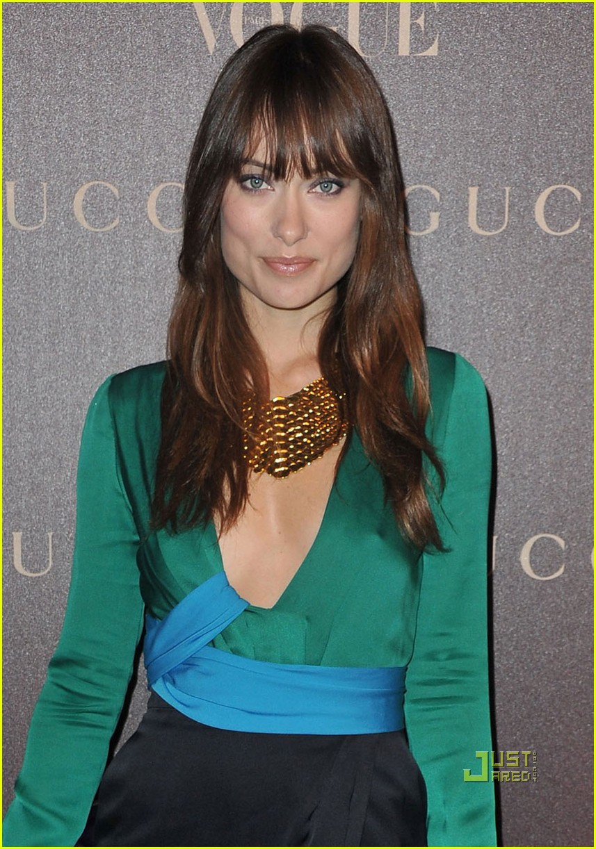 olivia wilde gucci dinner 05