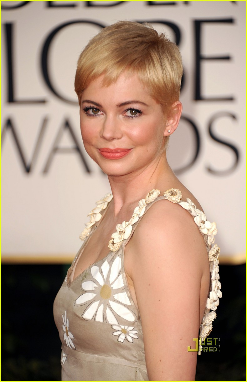 Michelle Williams - Golden Michelle Williams