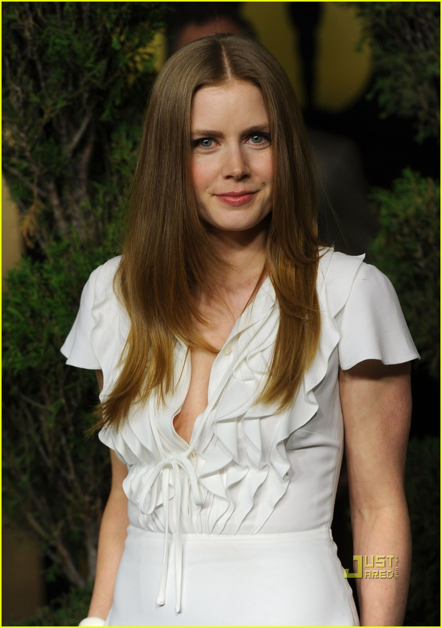 amy adams mark wahlberg oscar nominee luncheon 01