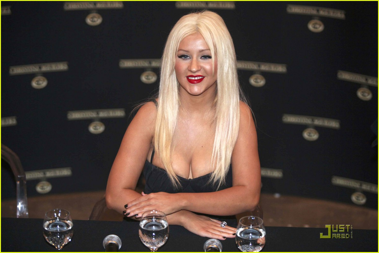 christina aguilera sao paulo fashion week 02