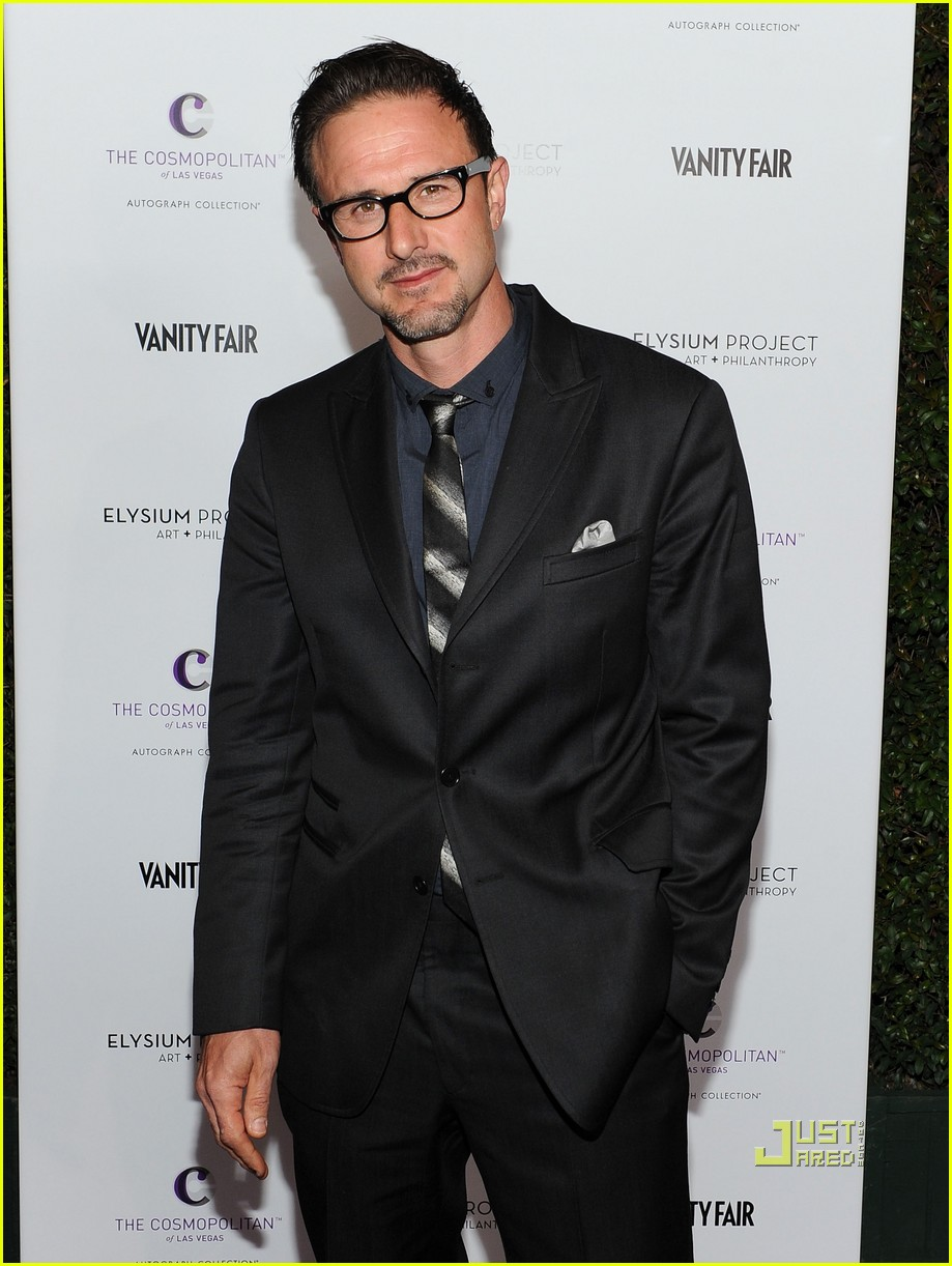 david arquette art auction 06