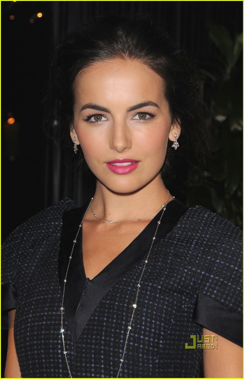 camilla belle chanel charles finch preoscar dinner 042523410