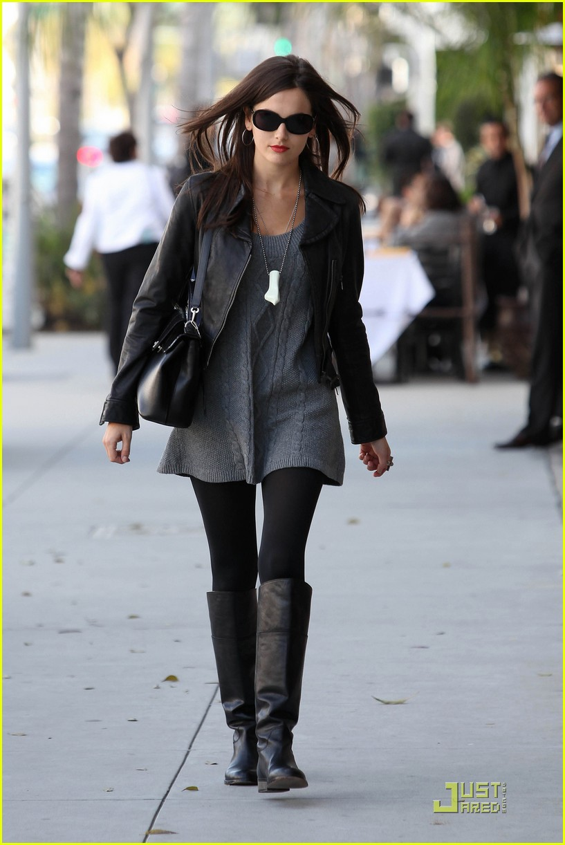 camilla belle lunch with wilmer valderrama 10