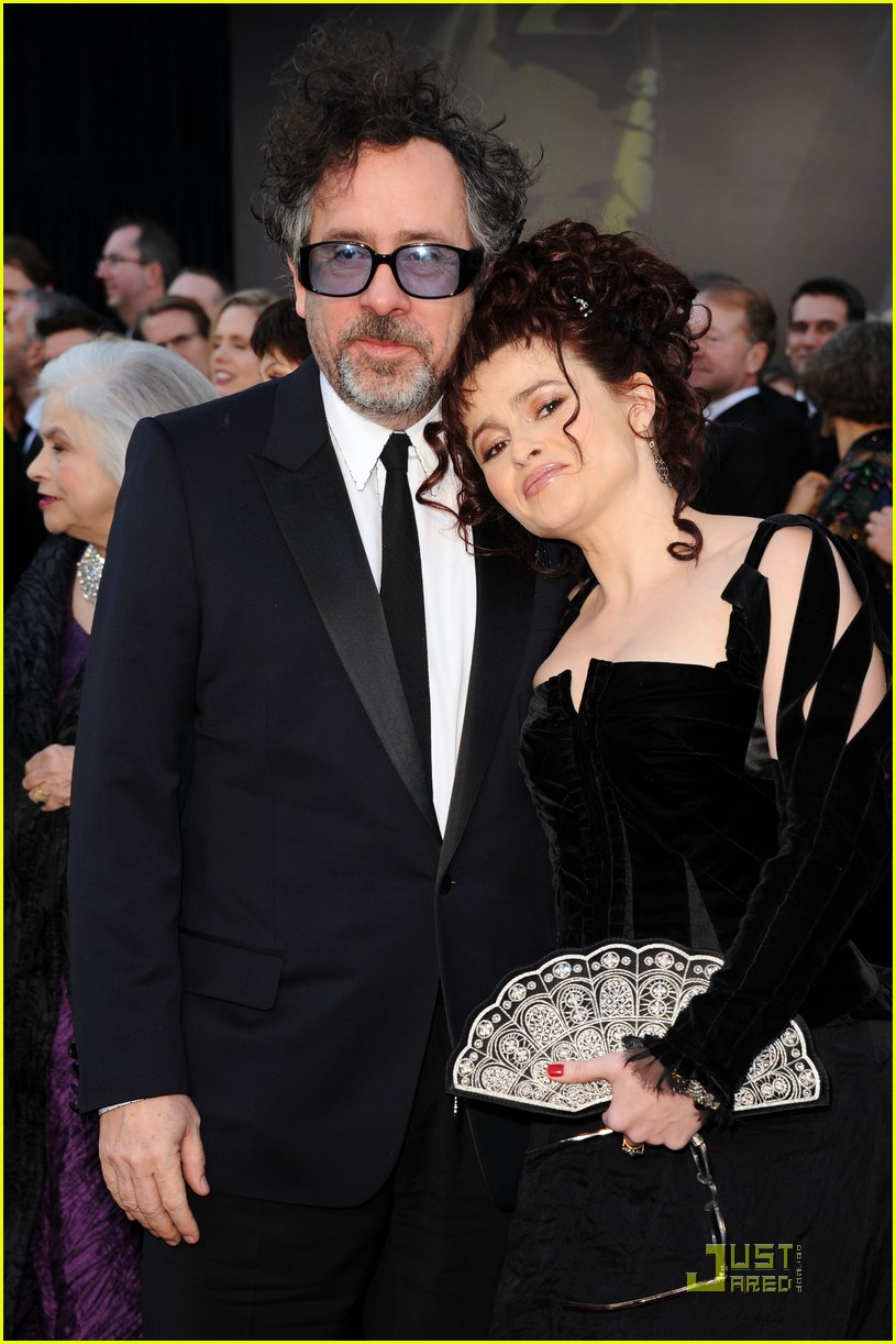 helena bonham carter oscars 2011 02