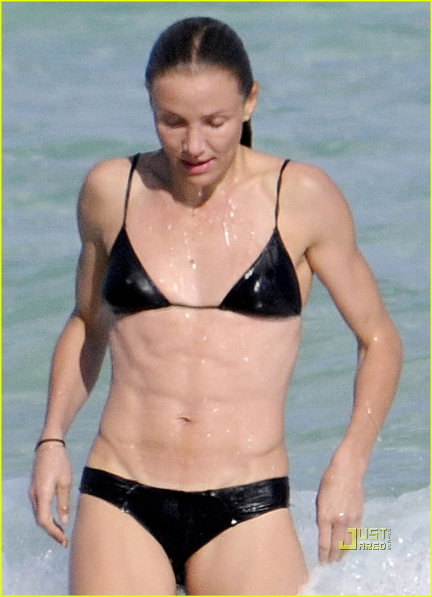 cameron diaz alex rodriguez bikini shirtless 07